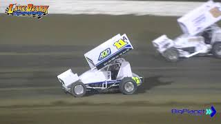 Lake Ozark Speedway ASCS 360 Sprint Nationals Sunday