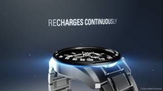 Citizen Eco Drive Watches How It Works