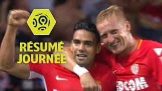 Résumé de la 4ème journée - Ligue 1 Conforama / 2017-18