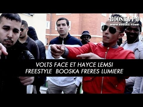 Volts Face & Hayce Lemsi [Freestyle Booska - Frères Lumière] poster