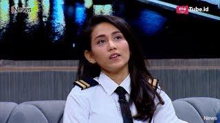 Kisah Karir Pilot Cantik Athira Farina, Digoda Penumpang dan Gaji Rp50 Juta Part 1B - HPS 07/11