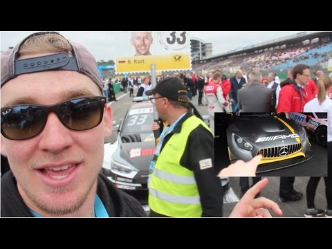 CAR RACING in GERMANY!!