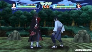 Naruto Shippuden Clash of Ninja Revolution 3 - FULL HD on PC - Dolphin Emulator