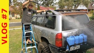 Washing My 4x4 - Vlog #7