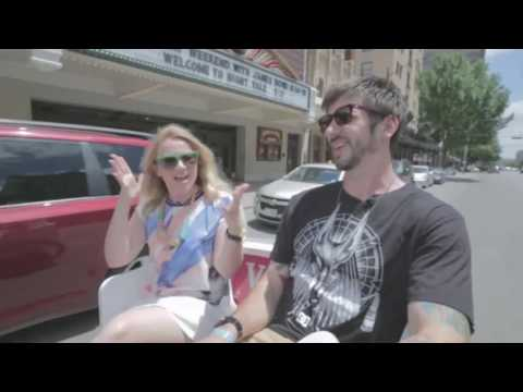 The Pedicab Interviews:  Chris Cole - Pro Skateboarder