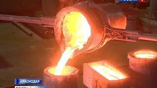 видео Литье нержавеющей стали