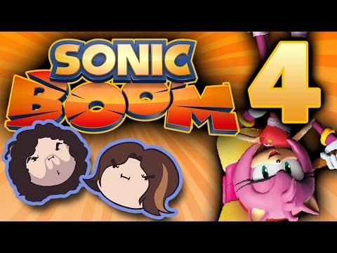 Sonic Boom: Needs More Metal! - PART 4 - Game Grumps