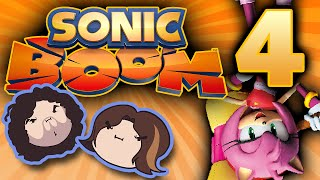 Sonic Boom: Needs More Metal! - PART 4 - Game Grumps