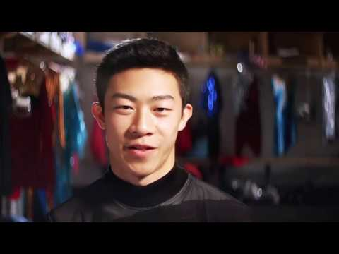 Nathan Chen segment - 1st Look Going For Gold in PyeongChang