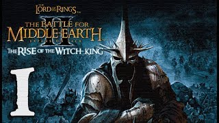BFME II: The Rise of the Witch-King: War of the Ring - Dol Guldur - Part 1 [Army: Elves]