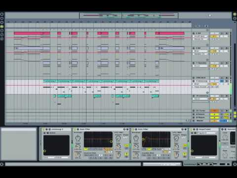 ableton live project