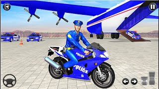 Police Bike Transport Truck | Rescue City Bike Transport Android GamePlay | By Game Crazy screenshot 5