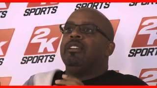 NBA 2K13 Kinect Trailer and Gameplay #NBA2K13