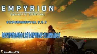 👽 EMPYRION GALACTIC Survival | Recuperando Base | Experimental  8.0.2 | Español | Bug