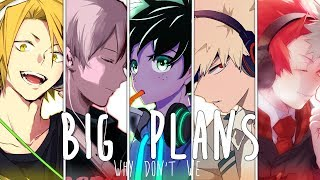 Download lagu Nightcore ⟿ Big Plans [Switching Vocals]
