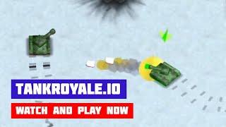 TankRoyale.io · Game · Gameplay