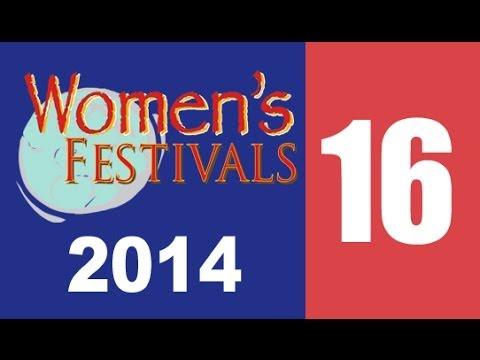 Women's Festival Santa Barbara 2014 - Gutsy Gals Inspire Me (Awards)