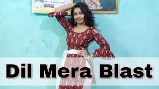 Dil Mera Blast   Darshan Raval   Dance With Bornali