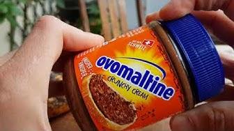 Ovomaltine Crunchy Cream - schon geil