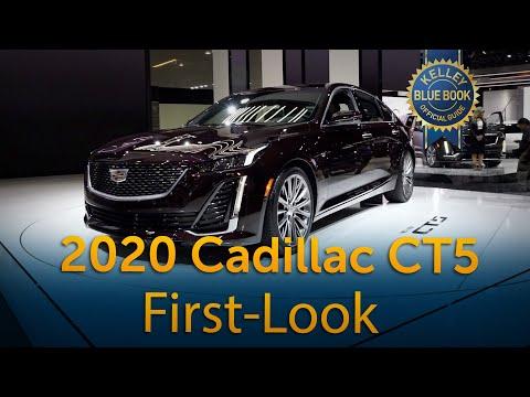 2020 Cadillac Ct5 V Series Interior