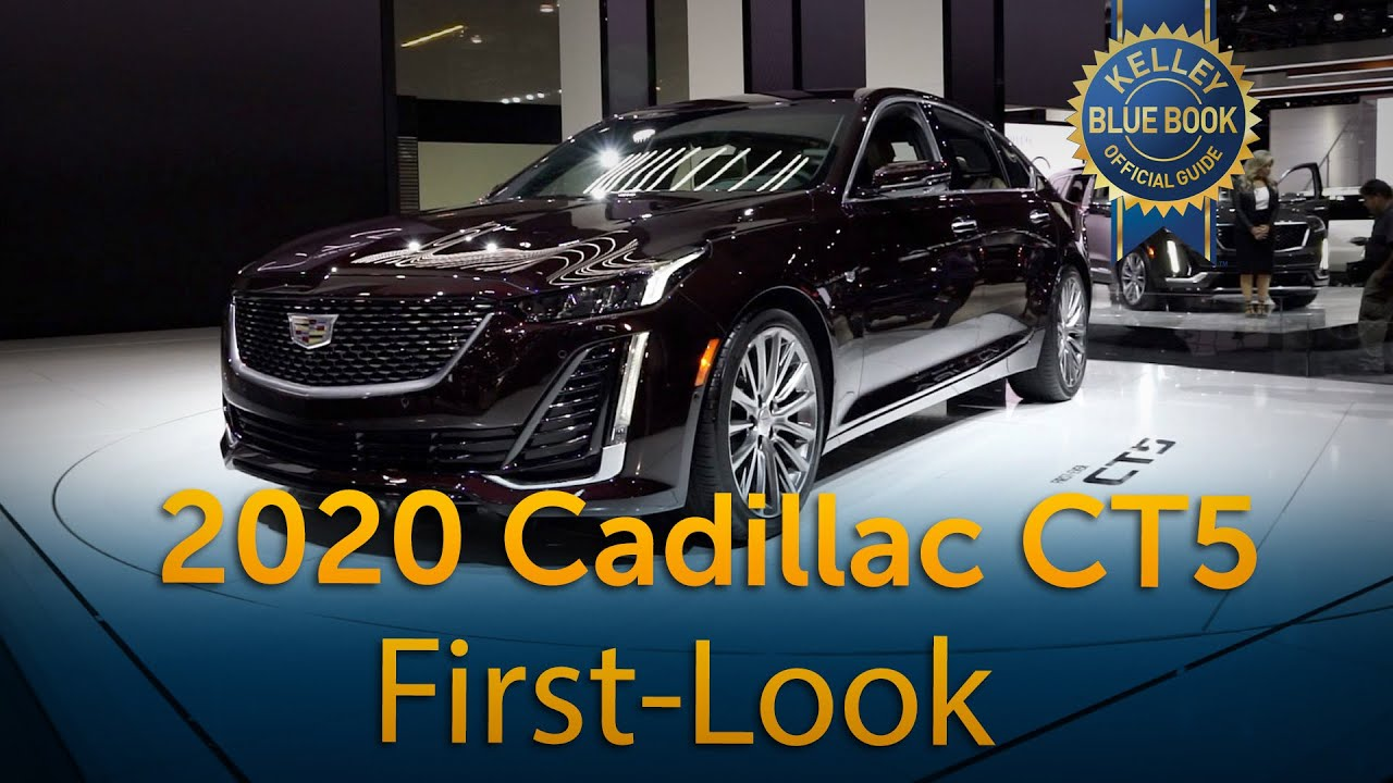 2020 cadillac ct5 - first look