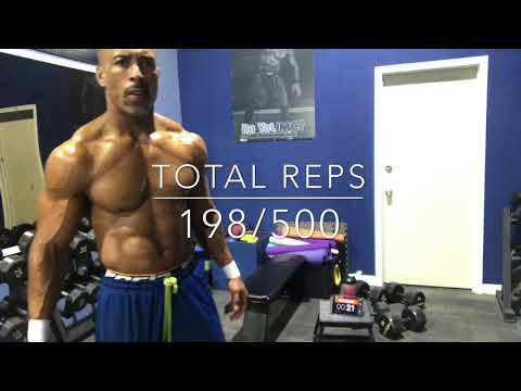 500 Rep Bicep Workout- UMC (Ultimate Muscle Confusion )