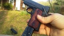 Shooting feg gkk-45c 1st time