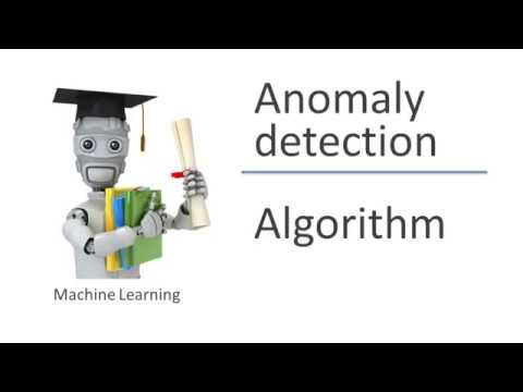 Lecture 15 3 — Anomaly Detection Algorithm — [ Machine Learning | Andrew Ng  | Stanford University ]