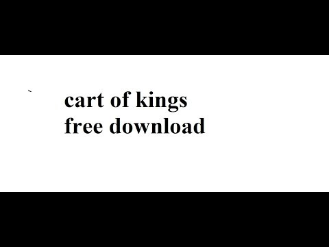 HOW YO DOWNLOAD CART KINGS PPSSPP GAME ?