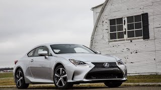 INCOMPARABLE! 2018 LEXUS RC REVIEW