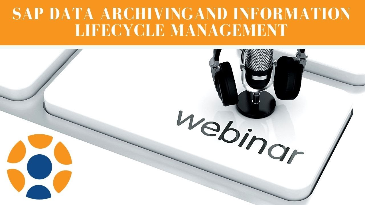 SAP Data Archiving and Information Lifecycle Management