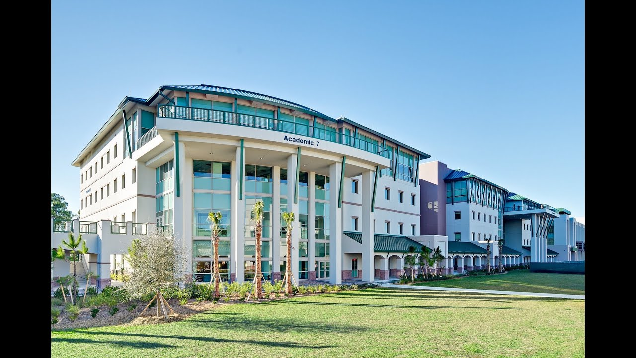 University Of Florida Campus Tour Youtube