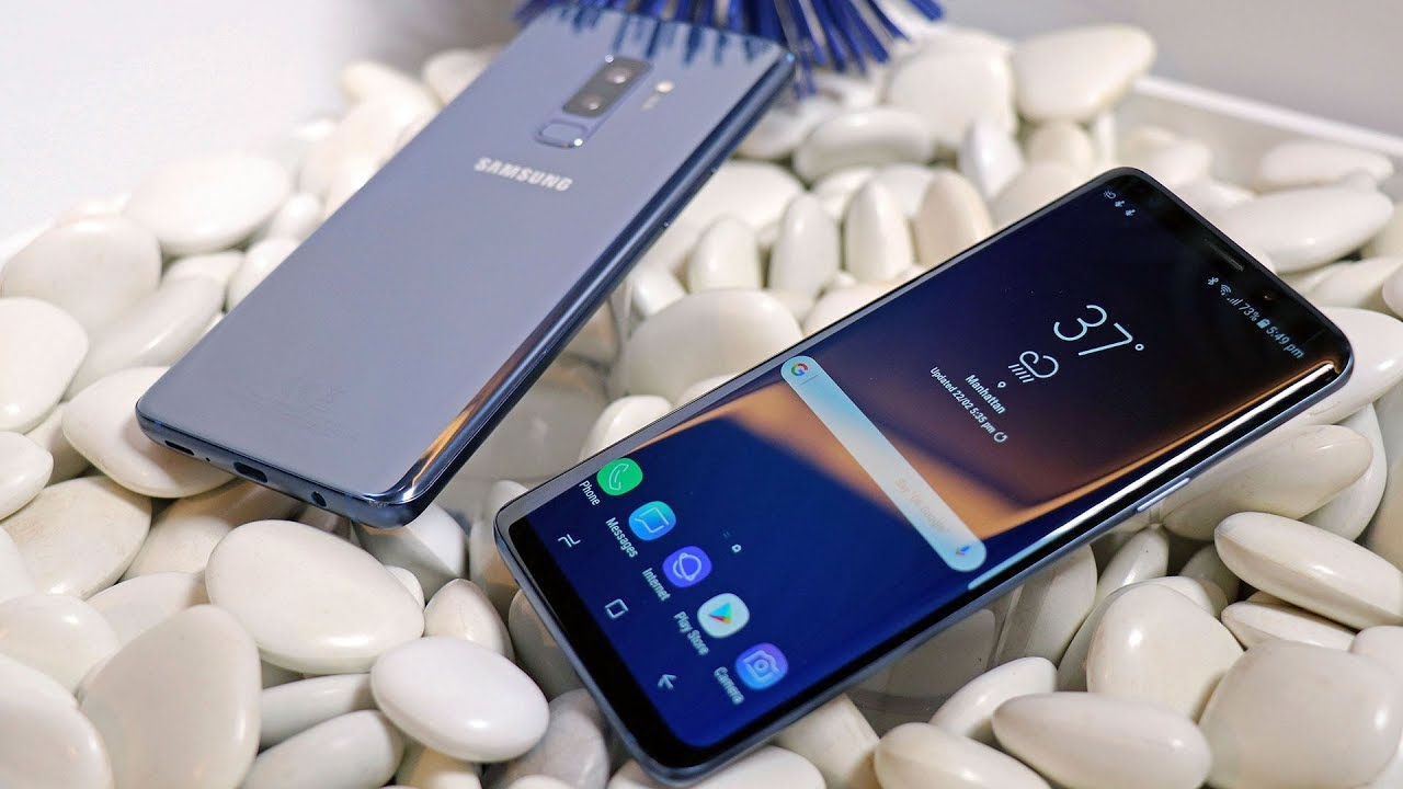 5 Technologies That Make Samsung's Galaxy S9 Camera Something Special