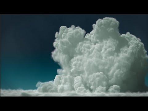 Create amazing cloud scene part 1