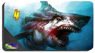Jaws Unleashed Gameplay Walktrough Part 4 Hunted