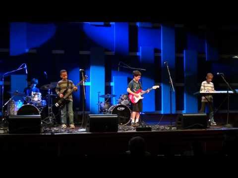 Montgomeryville Jazz Ensemble March 18, 2012 @ World Cafe Live