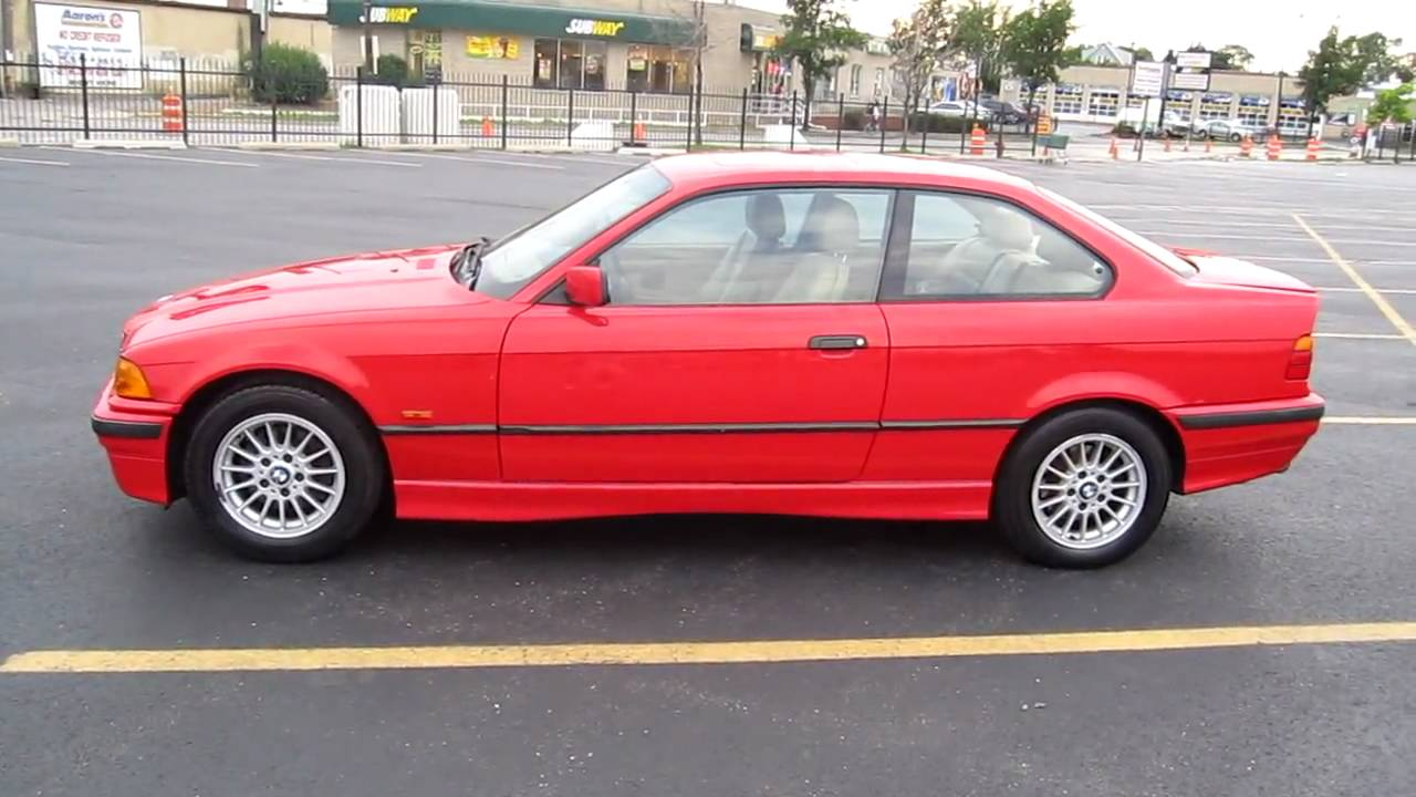 1998 Bmw 323is Chicago For Sale