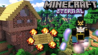 Minecraft - DUNGEON DIVING & LOOT GAME ! Ep.03 - MCEternal Modpack Playthrough - Java