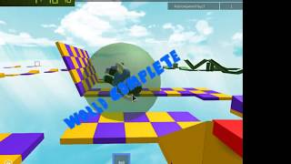 Super Monkey Ball (Roblox) En 3:49.71 (FWR)