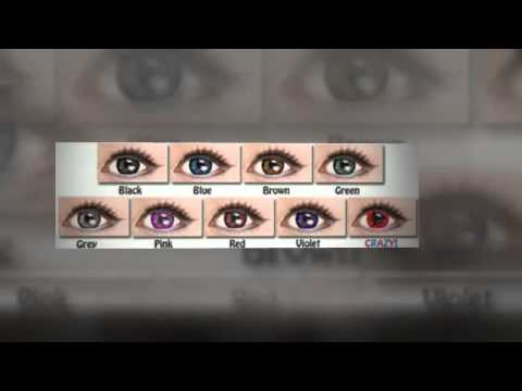 Getting the best Non prescription colored contacts  YouTube