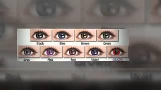 Getting the best Non prescription colored contacts