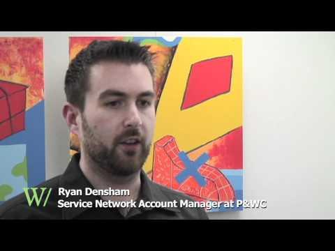 Pratt & Whitney Canada's Ryan Densham on versatility