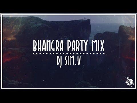Bhangra Party Mix | DJ SIM.V | Syco TM