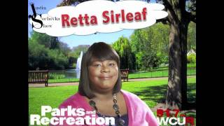 Retta (Donna from Parks and Recreation) on The Justin Sochovka Show