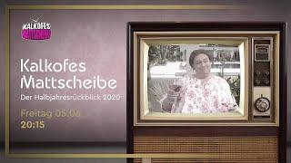 Neues von der MATTSCHEIBE: Oliver Kalkofe kämpft mit brandneuen Clips gegen den TV-Unsinn 2020 an