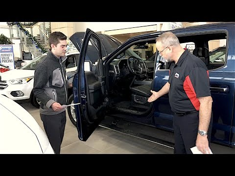 How To Enable & Disable Ford Power Deployable Running Boards