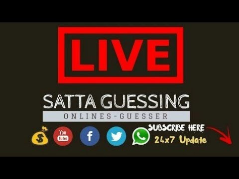 Live Satta Gali Dishawar