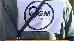 La colère des anti-OGM (Lyon)