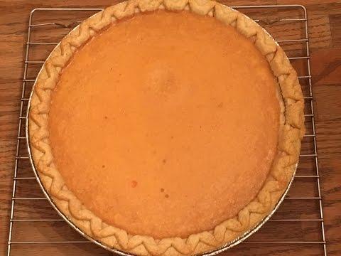Episode 19: Gorgeous Sweet Potato Pie