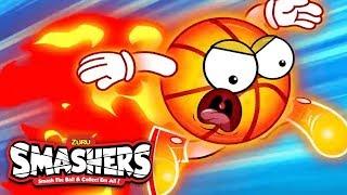 SMASHERS | Mega Awesome Super Sports Smash Mix | Smash Zone | Cartoons for Children Mp3